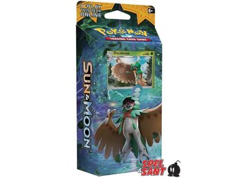 Pokemon TCG Sun & Moon Forest Shadow Theme Deck