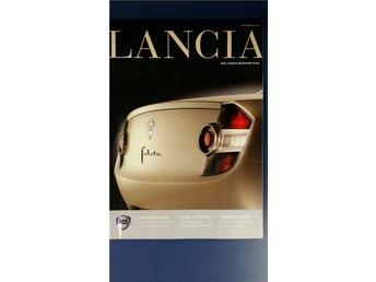 Lancia Magazin 01/04 - reportage om Stratos och Fulvia - Uppsala - Lancia Magazin 01/04 - reportage om Stratos och Fulvia - Uppsala