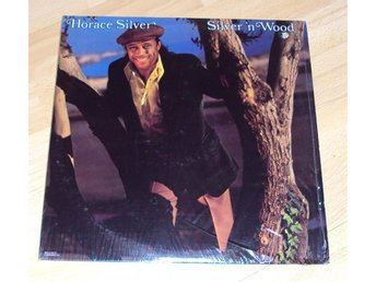 HORACE SILVER SILVER 'N WOOD LP 1976 US