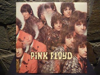 PINK FLOYD - The Piper At The Gates Of Dawn - Columbia, 1967