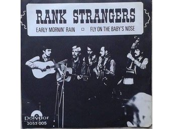 Rank Strangers title* Early Mornin' Rain / Fly On The Baby's Nose* Bluegrass Sca