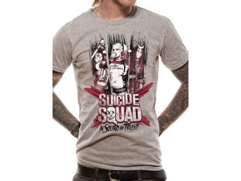 SUICIDE SQUAD - TRIO (UNISEX) T-Shirt - Medium