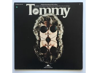 THE WHO Tommy 2xLP GER 1975