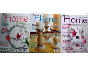 Tidning Somerset Home - Artistic Ideas to Beautify your Home