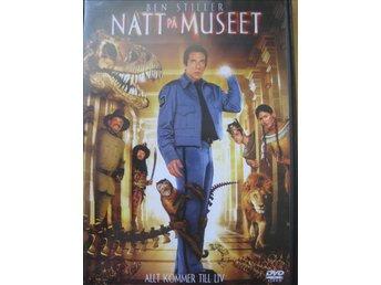 DVD film - Natt på museet - Ben Stiller m fl REA - Uddevalla - DVD film - Natt på museet - Ben Stiller m fl REA - Uddevalla