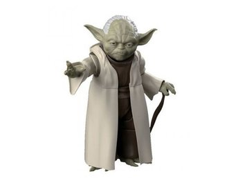 Yoda Bandai Star Wars 1/6 Scale Plastic Model Kit