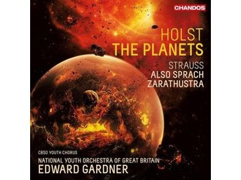 Holst, Gustav; Strauss, Richard: The Planets ... (Vinyl LP) - Nossebro - Holst, Gustav; Strauss, Richard: The Planets ... (Vinyl LP) - Nossebro