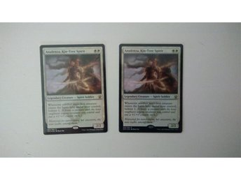 2 x foilad anafenza kin-tree spirit