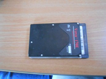 PC-CARD (PCMCIA) hårddisk  170 MB