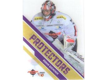 2015-2016 HockeyAllsvenskan Protectors #PR03, Ronan Quemener, Asplöven HC - Linghem - 2015-2016 HockeyAllsvenskan Protectors #PR03, Ronan Quemener, Asplöven HC - Linghem
