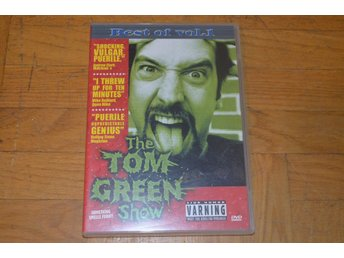 The Tom Green Show - Best Of Vol. 1 - 1999 - DVD