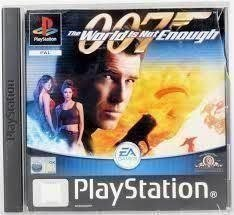 007 - The World is not Enough - PS1 spel