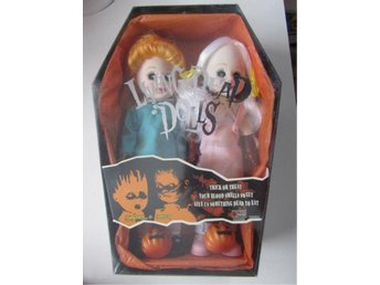 Living Dead Dolls Set Hemlock & Honey