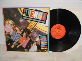 The Leroi Brothers - Forget About The Danger Think Of The Fun UK Orig-84  !!!!!