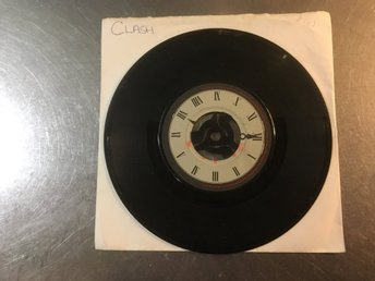 "THE CLASH / THE MAGNIFICENT SEVEN / The MAGNIFICENT DANCE /  7"", 45 RPM, SINGLE"