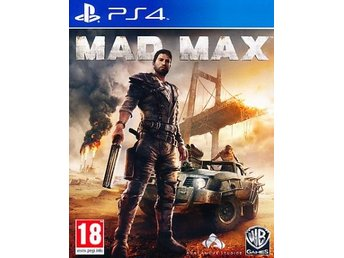Mad Max PS4 (PS4)