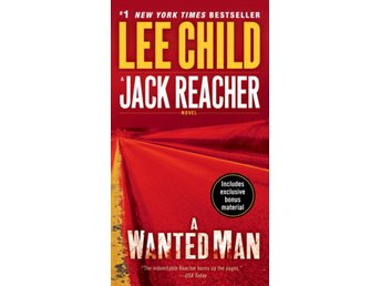 A Wanted Man (with bonus short story Deep Down) 9780440246312