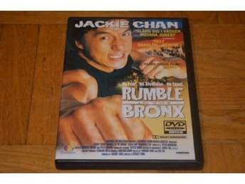 Rumble In The Bronx ( Jackie Chan ) DVD