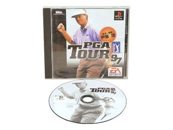 PGA Tour 97 (JAP PS1)*