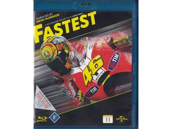 Fastest 2012 Blu-ray (Hyr)