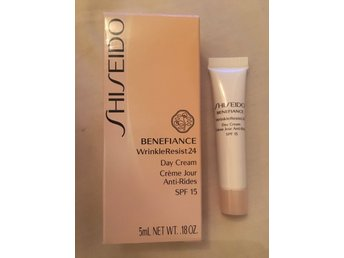 SHISEIDO BENEFIANCE WRINKLERESIST 24 DAY CREAM ANTI WRINKLE SPF 15