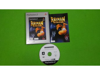 Rayman Revolution KOMPLETT PS2 Playstation 2