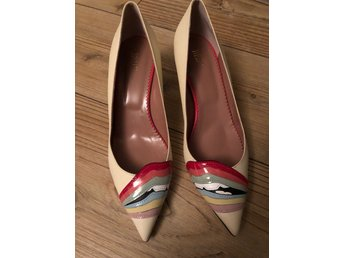 Red Valentino,skinn pumps,nya,strl 37