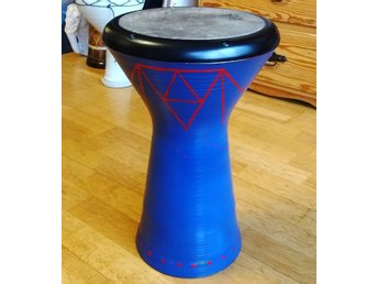 Darbuka, dumbek, tabla, egyptisk trumma