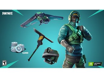 FORTNITE COUNTERATTACK - PAKET