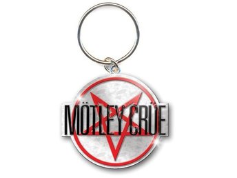 Mötley Crue: Standard Keychain/Shout at the Devil