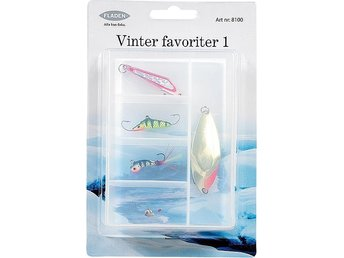 Betessortiment Vinter favoriter 1 från Fladen Fishing