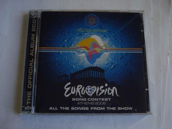 CD. Eurovision. Song Contest. Athens  2006.
