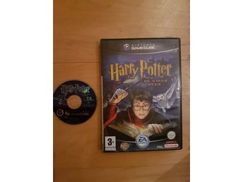 Harry potter och de visa sten - Gamecube