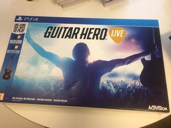 Guitar Hero ps4 - Bollnäs - Guitar Hero ps4 - Bollnäs