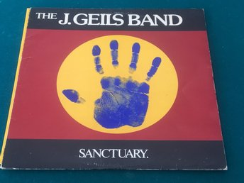 THE J. GEILS BAND SANCTUARY 1978 SKICK MVG - Skutskär - THE J. GEILS BAND SANCTUARY 1978 SKICK MVG - Skutskär