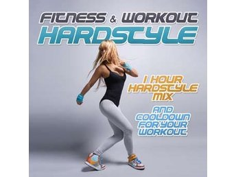 Fitness & Workout - Hardstyle (CD) - Nossebro - Fitness & Workout - Hardstyle (CD) - Nossebro