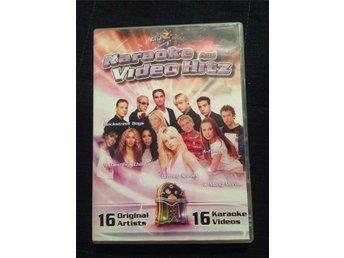 Karaoke and Video Hitz. DVD. - Västerås - Karaoke and Video Hitz. DVD. - Västerås