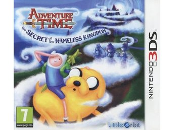 Adventure Time: The Secret of the Nameless Kingdom (Beg)