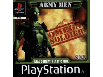 PS1 - Army Men: Omega Soldier (Beg)
