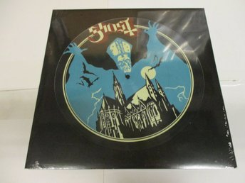 Ghost (Picture Disc) - S/T - Ospelad!