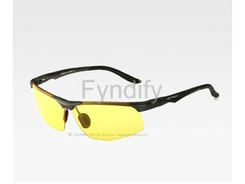Magnesium Men's Polarized Sun glasses night vision