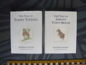 POTTER BEATRIX THE ORIGINAL PETER RABBIT BOOKS DEL 12-13 ILLUSTRERADE  BRA SKICK