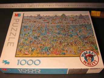 MB, 1000 b, Where´s Wally, (1995)