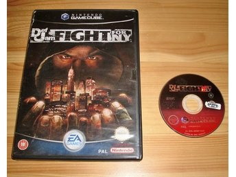 GameCube: Def Jam Fight For NY
