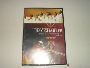 DVD - Ray Charles ‎– Angels Keep Watching Over Me