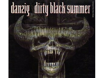 Danzig Dirty black summer 1992 Previously unavailable Metal