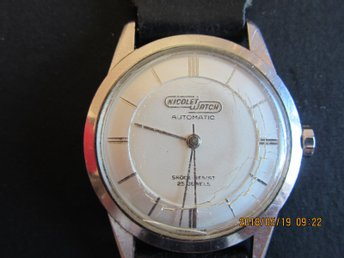 Nicolet Watch Automatic
