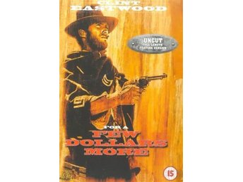 For A Few Dollars More - Clint Eastwood - DVD
