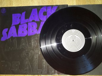 "Black Sabbath, ""Master of reality""   -71"