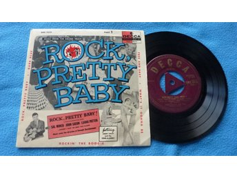 "EP ""ROCK, PRETTY BABY PART 1"" - 1957"